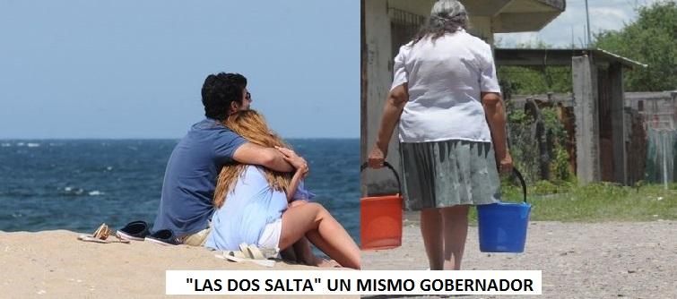 LAS DOS SALTAS UN MISMO GOBERNADOR